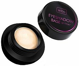 Parfumuri și produse cosmetice Bază pentru farduri sidefate - Wibo Eyeshadow Base Glitter
