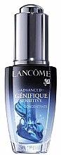 Parfumuri și produse cosmetice Concentrat pentru față - Lancome Advanced Genifique Sensitive (tester în cutie)