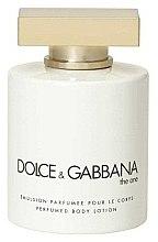 Parfumuri și produse cosmetice Dolce & Gabbana The One - Loțiune de corp
