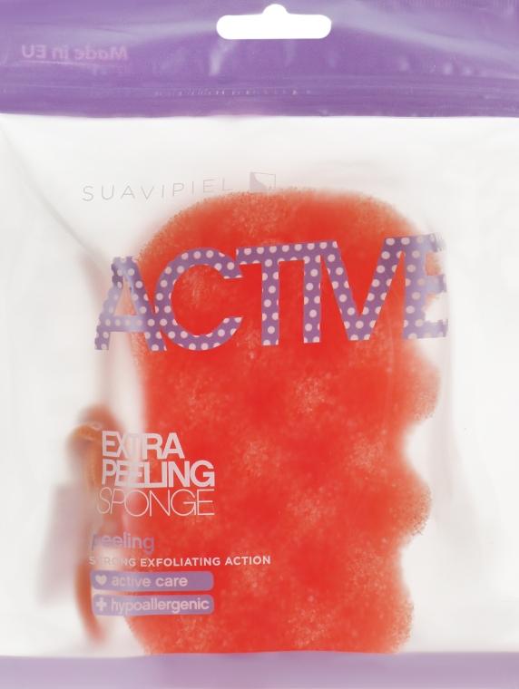 Peeling-Burete de baie - Suavipiel Active Esponja Extra Peeling
