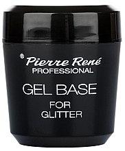 Parfumuri și produse cosmetice Gel de bază pentru gene - Pierre Rene Gel Base For Glitter