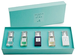 Parfumuri și produse cosmetice Acqua dell Elba Men - Set (edp/5x15ml)