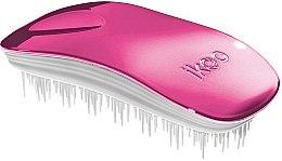 Parfumuri și produse cosmetice Perie de păr - Ikoo Home Cherry Metallic (1bucată)