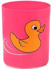 Parfumuri și produse cosmetice Pahar-accesoriu pentru baie, 6022, roz - Donegal