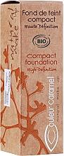 Parfumuri și produse cosmetice Компактная тональная основа - Couleur Caramel Compact Foundation
