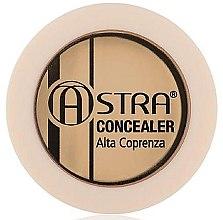 Parfumuri și produse cosmetice Concealer pentru față - Astra Make-up Concealer