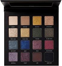 Parfumuri și produse cosmetice Paletă fard de ochi - Milani Gilded Noir Palette