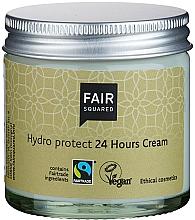Parfumuri și produse cosmetice Cremă hidratantă pentru față - Fair Squared Hydro Protect 24 Hours Cream