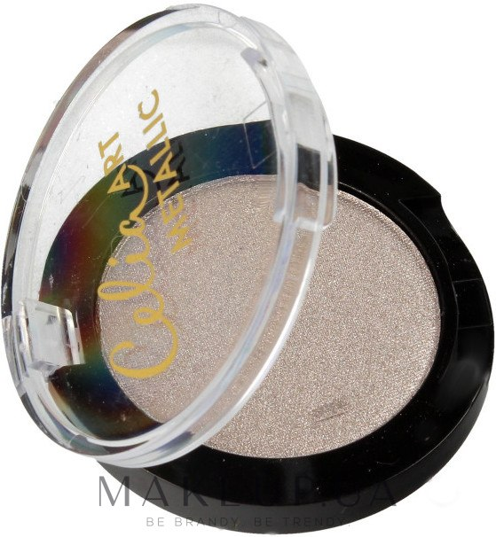 Farduri pentru pleoape - Celia Art Metallic Eye Shadow — Imagine 02