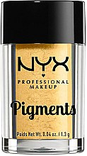 Parfumuri și produse cosmetice Pigment pentru machiaj - NYX Professional Makeup Pigments