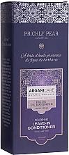 Parfumuri și produse cosmetice Balsam cu extract de opuntia pentru păr, fără clătire - Arganicare Prickly Pear Nourishing Leave-in Conditioner