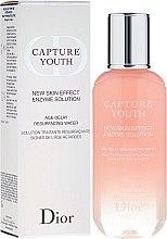 Parfumuri și produse cosmetice Loțiune regenerantă pentru față - Christian Dior Capture Youth New Skin Effect Enzyme Solution