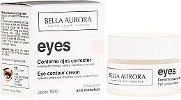 Parfumuri și produse cosmetice Cremă pentru zona ochilor - Bella Aurora Eye Contour Cream