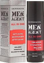 Parfumuri și produse cosmetice Крем-бальзам для лица - Dermacol Men Agent All In One