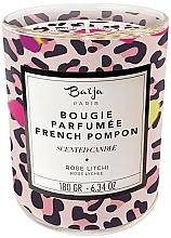 Parfumuri și produse cosmetice Lumânare aromată - Baija French Pompon Scented Candle