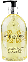 Parfumuri și produse cosmetice Săpun lichid pentru mâini - Baylis & Harding Sweet Mandarin & Grapefruit Hand Wash