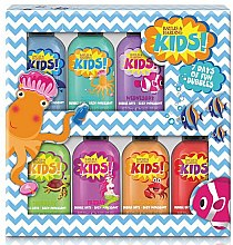 Parfumuri și produse cosmetice Set - Baylis & Harding Kids 7 Day Bubble Bath Set