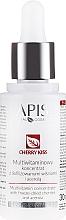 Parfumuri și produse cosmetice Concentrat multivitaminic cu extract de cireșe liofilizate și acerolă pentru față - APIS Professional Cheery Kiss