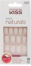 Parfumuri și produse cosmetice Set unghii false - Kiss Salon Flexi-Fit Patented Technology Nails (28 bucăți)