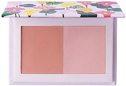 Parfumuri și produse cosmetice Fard de obraz - Moira Blushing Goddess Duo Blush