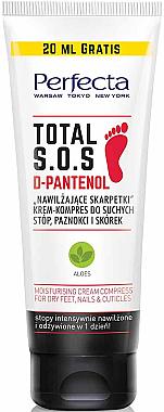 Cremă pentru picioare - Perfecta Total S.O.S. D-Pantenol — Imagine N1