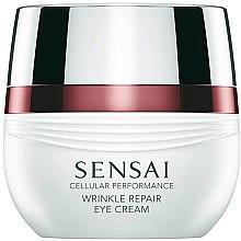 Parfumuri și produse cosmetice Cremă anti-rid pentru zona din jurul ochilor - Kanebo Sensai Cellular Performance Wrinkle Repair Eye Cream
