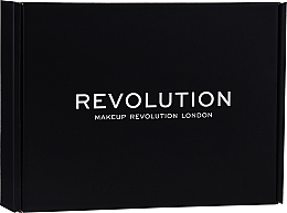 Parfumuri și produse cosmetice Set - Makeup Revolution Black Box Set №3