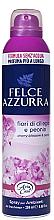 Parfumuri și produse cosmetice Odorizant - Felce Azzurra Fiori di Ciliegio e Peonia Spray