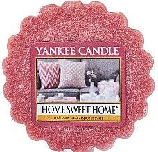Parfumuri și produse cosmetice Ceară aromată - Yankee Candle Home Sweet Home Tarts Wax Melts