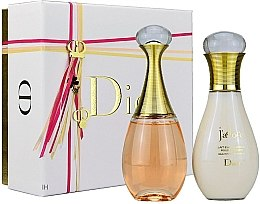 Parfumuri și produse cosmetice Christian Dior J`Adore In Joy - Set (edt/50ml + b/lot/75ml)