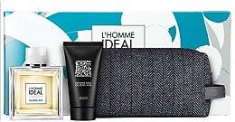 Parfumuri și produse cosmetice Guerlain L'Homme Ideal Cologne - Set (edt/100ml + sh/gel/75ml)