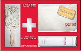 Parfumuri și produse cosmetice Set - Swiss Haircare Premium Haaprflege W3ks Set III