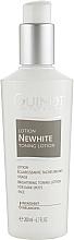 Parfumuri și produse cosmetice Осветляющий тоник для снятия макияжа - Guinot Lotion Eclat Newhite