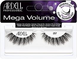 Parfumuri și produse cosmetice Gene false - Ardell Mega Volume 257 Black
