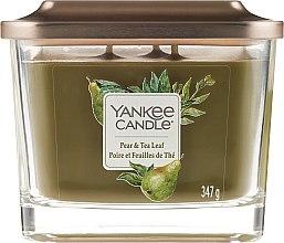 Parfumuri și produse cosmetice Lumânare parfumată - Yankee Candle Elevation Pear & Tea Leaf