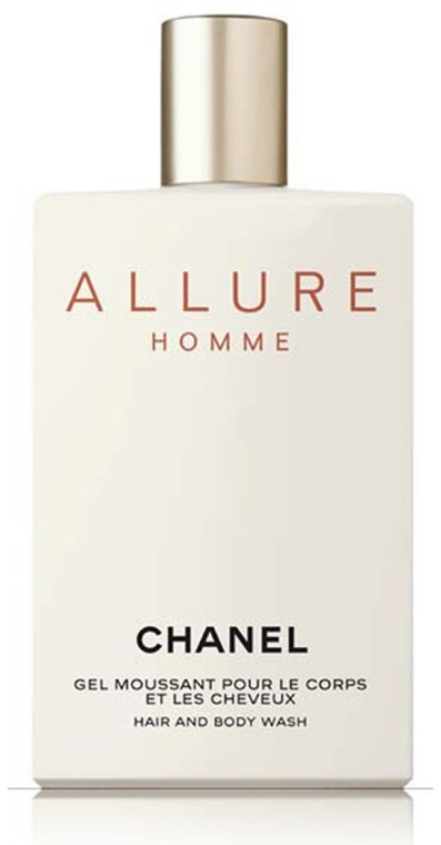 Chanel Allure Homme - Gel de duș — Imagine N1