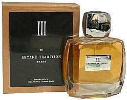 Parfumuri și produse cosmetice Reyane Tradition III Men - Apă de parfum