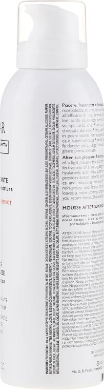 Mousse hidratant după plajă - Collistar Mousse Doposole Idratante — Imagine N2