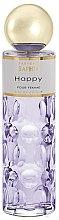 Parfumuri și produse cosmetice Saphir Parfums Happy - Apă de parfum (tester cu capac)