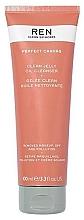 Parfumuri și produse cosmetice Soluție penru curățare - REN Perfect Canvas Clean Jelly Oil Cleanser
