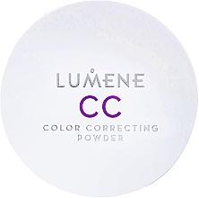 Parfumuri și produse cosmetice CC-pudră pentru față - Lumene CC Color Correcting Powder