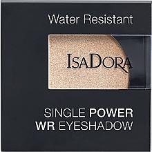 Parfumuri și produse cosmetice Farduri pentru ochi - IsaDora Single Power WR Eyeshadow