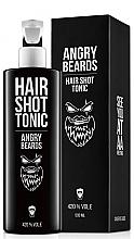 Parfumuri și produse cosmetice Tonic pentru păr - Angry Beards Hair Shot Tonic
