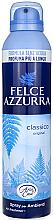 Parfumuri și produse cosmetice Odorizant pentru casă - Felce Azzurra Classic Talc Spray