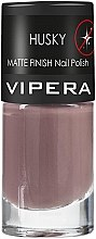 Parfumuri și produse cosmetice Lac mat de unghii - Vipera Husky
