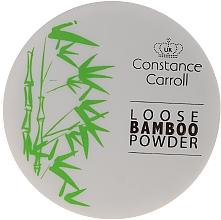 Parfumuri și produse cosmetice Pudră de față - Constance Carroll Loose Bamboo Powder