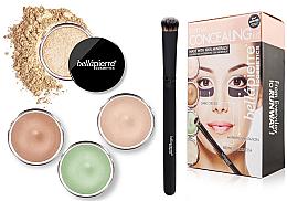 Parfumuri și produse cosmetice Set contouring pentru față - Bellapierre Extreme Concealing Kit