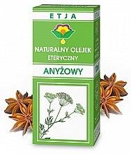 "Parfumuri și produse cosmetice Ulei esențial ""Anason"" - Etja"