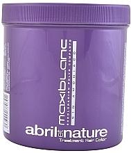 Parfumuri și produse cosmetice Pudră decolorantă - Abril et Nature Color Hair Bleach Maxiblanc Blonde