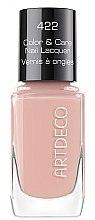 Parfumuri și produse cosmetice Lac de unghii - Artdeco Color & Care Nail Lacquer